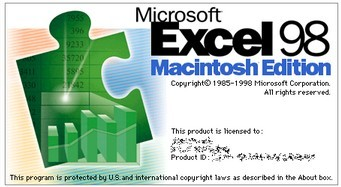 excel98