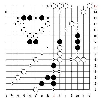 五子棋技巧图解