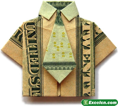 美元折纸大全图解