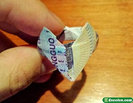 5元人民币折纸大全图解