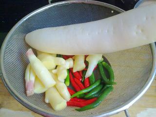 泡菜的做法全程图解2