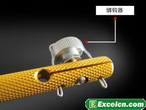 绑钩器使用方法图解