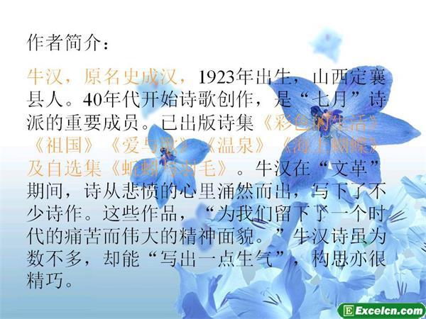 人教版七年级语文下册第28课《华南虎》3
