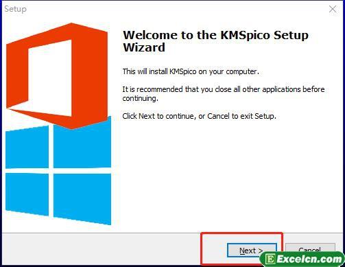 Microsoft office Excel2016安装和免费破解教程5