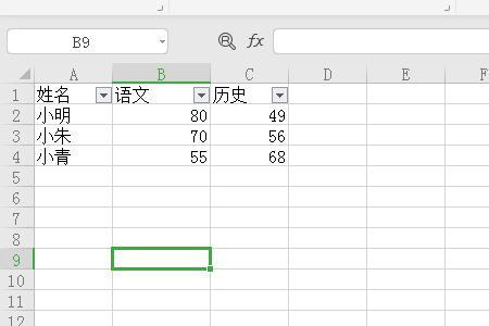 Excel数据分析方法