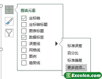 如何使用Excel制作咨询报告中常用的气泡图?